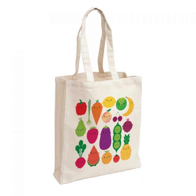 5 A Day Shopper Bag