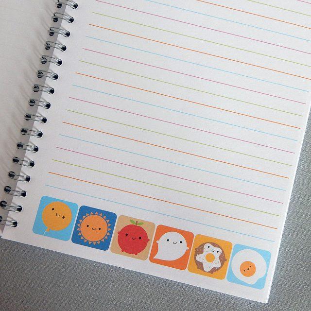 look around notebook